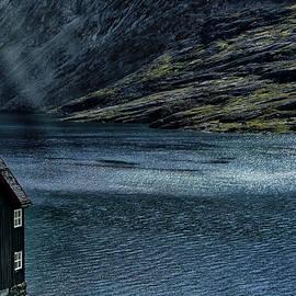 Jim Hill - Glacial Lake