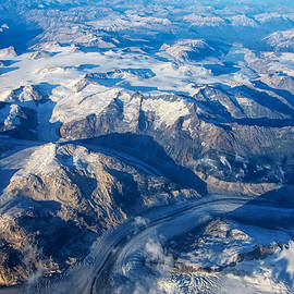 Mary Lee Dereske - Glaciers in the Coast Range British Columbia Canada