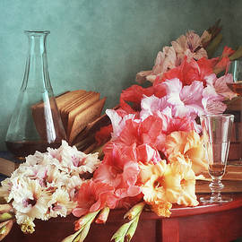 Nikolay Panov - Gladiolus Cut Flowers