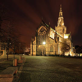 Grant Glendinning - Glasgow Cathedral Night