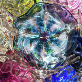Patti Deters - Glass Abstract #4