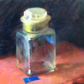 Snehal Page - Glass bottle