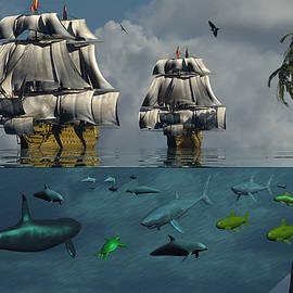 Claude McCoy - Glassy seas