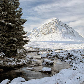 Grant Glendinning - Glencoe Winter View