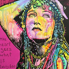 Dean Russo - Gloria Swanson The Heart Sees Pink