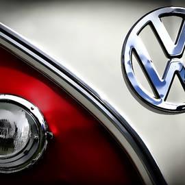 Athena Mckinzie - Glossy VW Emblem