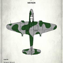 Gloster Meteor - Mark Rogan