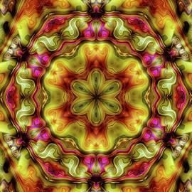 Lilia D - Glowing Mandala