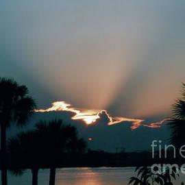 D Hackett - Glowing Sunrise