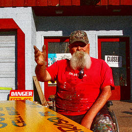 Ross Lewis - Glynn The Sign Painter