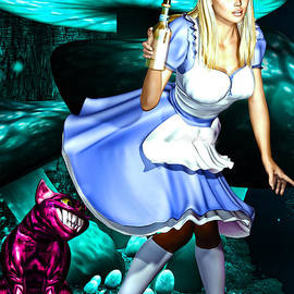 Alicia Hollinger - Go Ask Alice