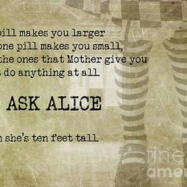 Go Ask Alice - Juli Scalzi