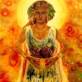 Dorina Zieske - Goddess Of Wine
