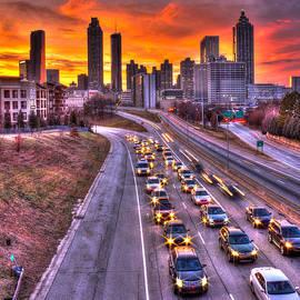 Reid Callaway - Going NoWhere Fast 2 Atlanta Sunset Traffic