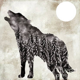 Going Wild Wolf - Mindy Sommers