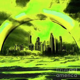 Jolanta Bibianna Maciolek - Gold Coast-green