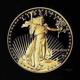 Phyllis Denton - Gold Coin Front