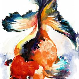 Tiberiu Soos - Gold Fish - XXXL Large Format