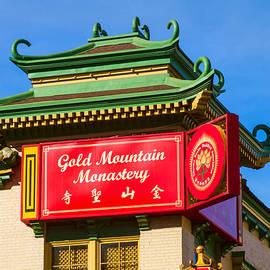 Bonnie Follett - Gold Mountain Monastery