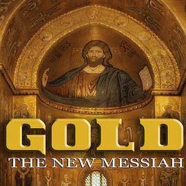 Mike Nellums - Gold The New Messiah poster