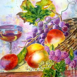 Shamsi Jasmine - Gold Wine