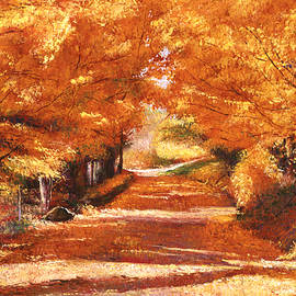 David Lloyd Glover - Golden Autumn
