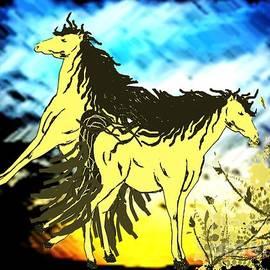 Belinda Threeths - Golden