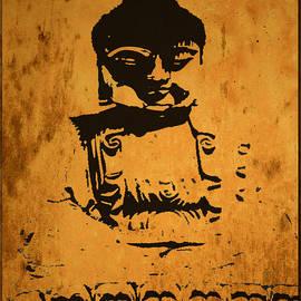 Kandy Hurley - Golden Buddha