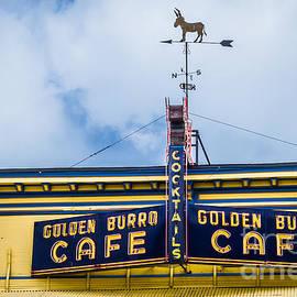 Ashley M Conger  - Golden Burro Cafe 1