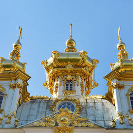 Terence Davis - Golden Domes Of Peterhof.