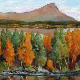 Mona Davis - Golden  fall