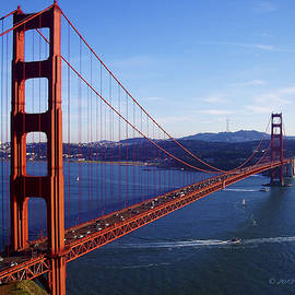 Brian Tada - Golden Gate Afternoon