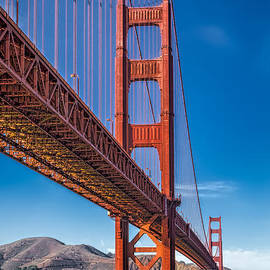 Jerry Fornarotto - Golden Gate Bridge 1