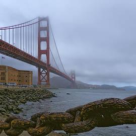 Claude LeTien - Golden Gate Bridge