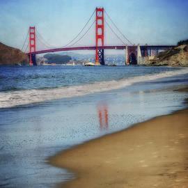 Jennifer Rondinelli Reilly - Golden Gate Bridge from Baker Beach - San Francisco