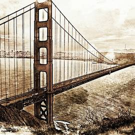Suzanne Stout - Golden Gate Bridge