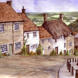 Farida Greenfield - Golden Hill, Shaftesbury