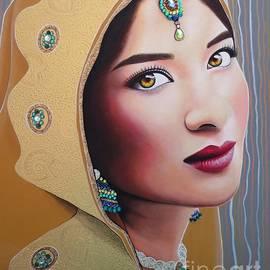Malinda Prudhomme - Golden Indian Bride