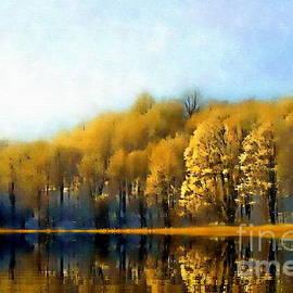 Andrea Kollo - Golden Landscape
