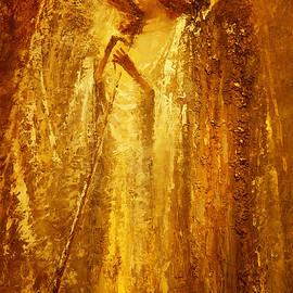 Valentina Kondrashova - Golden Light of Angel