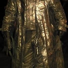 Steven Parker - Golden man