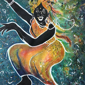 Karen Ann - Golden Mane Dancer