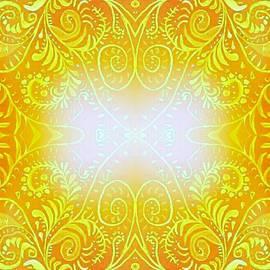 Michael African Visions - Golden organic energy center