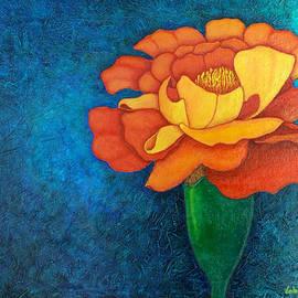 Madalena Lobao-Tello - Golden petals