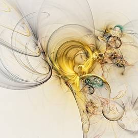 Marfffa Art - Golden Rain