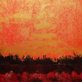 Sabine Steldinger - Golden Sunset
