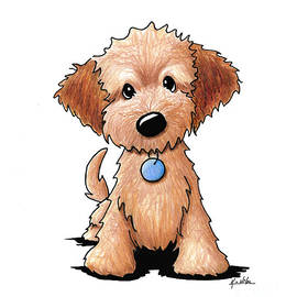 Kim Niles - Goldendoodle Puppy