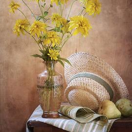 Nikolay Panov - Goldenglow Flowers
