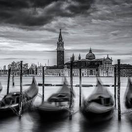 Gondolas of Venice - Andrew Soundarajan