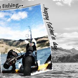 Susan Kinney - Gone Fishing Father
